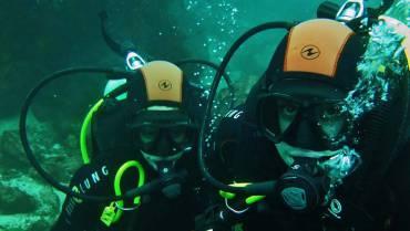 Bautismo Submarino